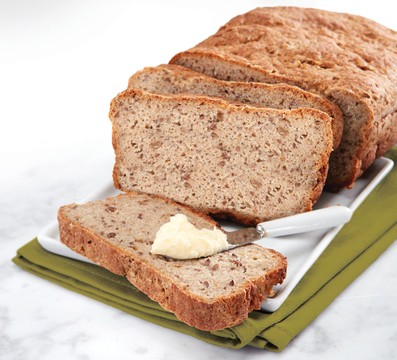 Multi-Grain High-Fiber Bread Mix
