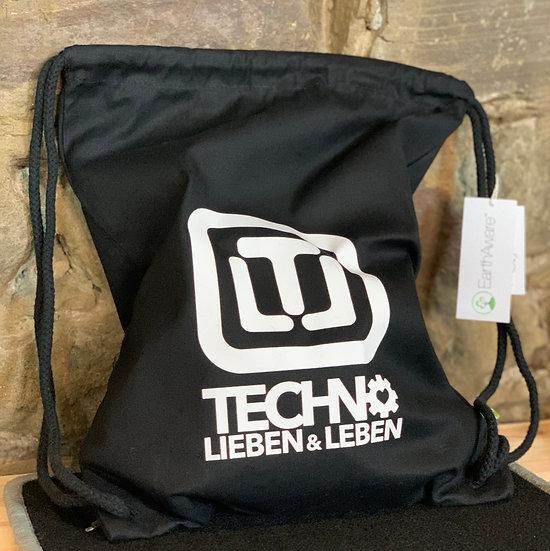 Techno Lieben & Leben Sportbeutel Premium