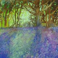 annblockleyswabluebellwoodwatercolour40x