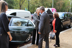 President Soraya French thanking and say