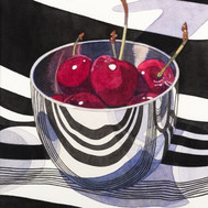 Cherries_In_A_Silver_Cup_-_Marjorie_Coll