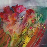 annblockleyswapoppymeadowwatercolour30x3
