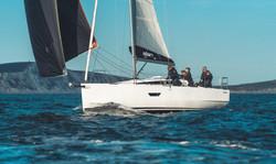 Elan E4 Sailing 2019 - 2
