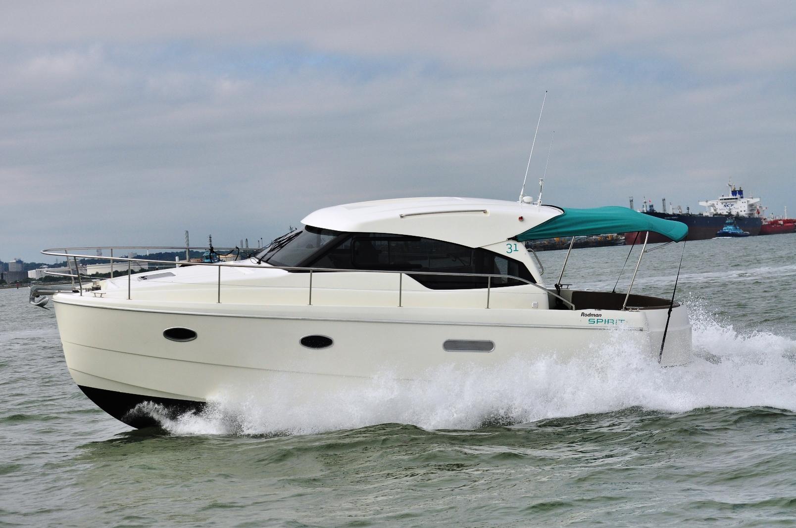 Spirit 31 Inboard (1)