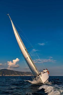 Elan E5 Sailing 2019 - 26