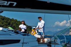 Elan E5 Sailing 2019 - 6