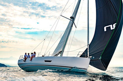 Elan E5 Sailing 2019 - 21
