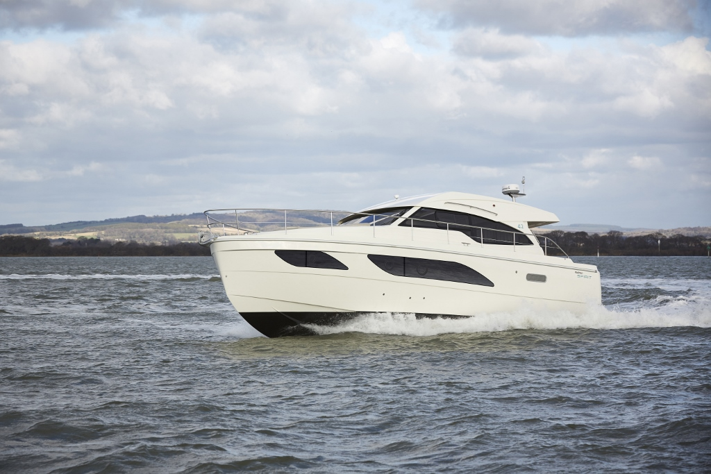 Rodman Spirit 42 Coupe - Press Image (28
