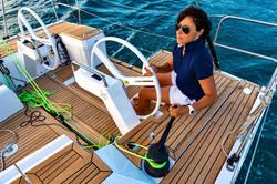 Elan E5 Sailing 2019 - 2