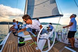 Elan E5 Sailing 2019 - 15