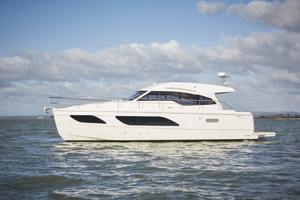 Rodman Spirit 42 Coupe - Press Image (24