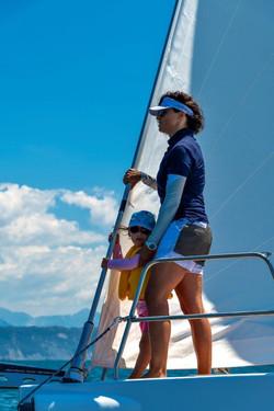 Elan E5 Sailing 2019 - 11