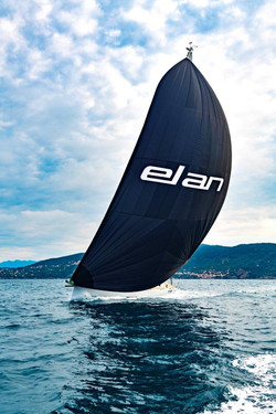 Elan E5 Sailing 2019 - 20
