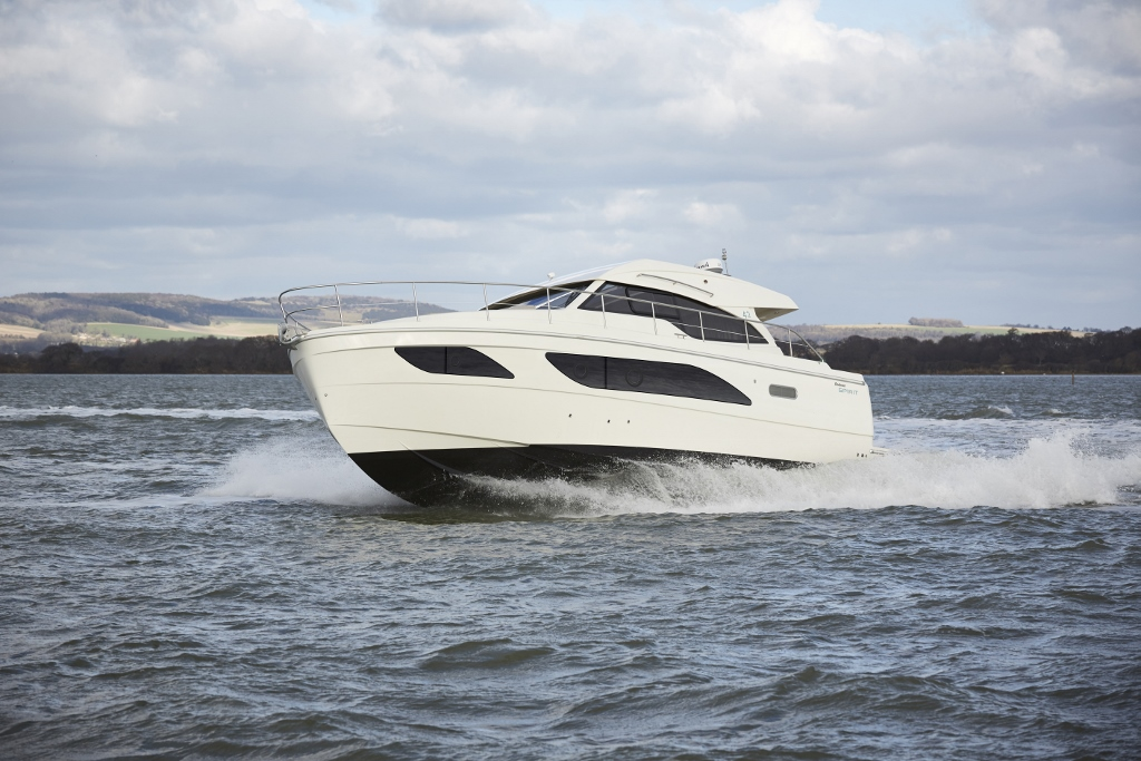 Rodman Spirit 42 Coupe - Press Image (27