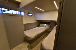 Rodman Spirit 42 Coupe Interior pictures