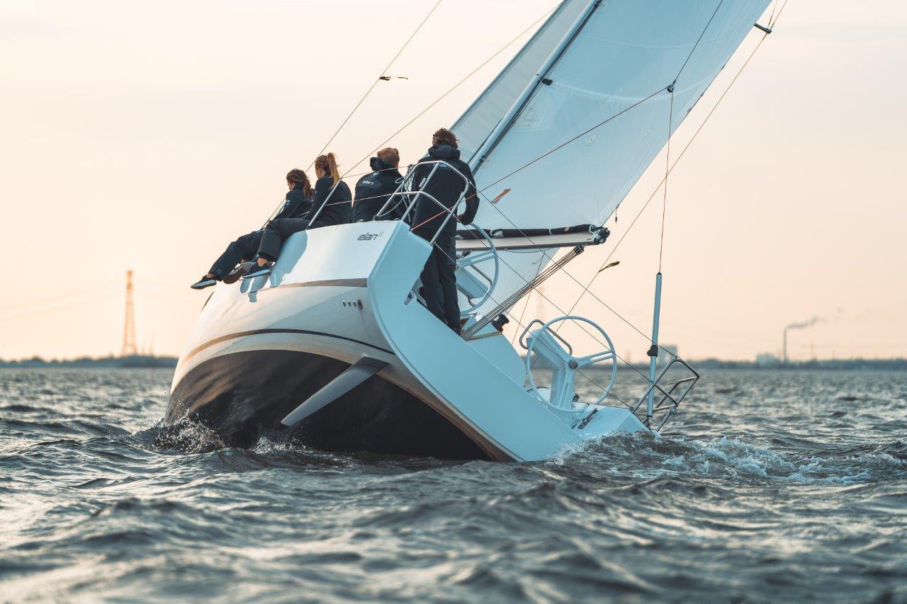 Elan E3 Sailing 2019 - 3