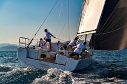 Elan E5 Sailing 2019 - 25