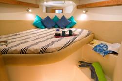 Rodman 940 Fwd Cabin