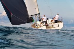 Elan E5 Sailing 2019 - 22