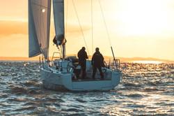Elan E4 Sailing 2019 - 5