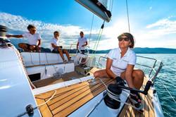 Elan E5 Sailing 2019 - 14