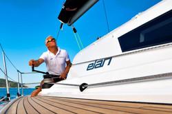 Elan E5 Sailing 2019 - 3