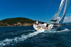 Elan E5 Sailing 2019 - 10