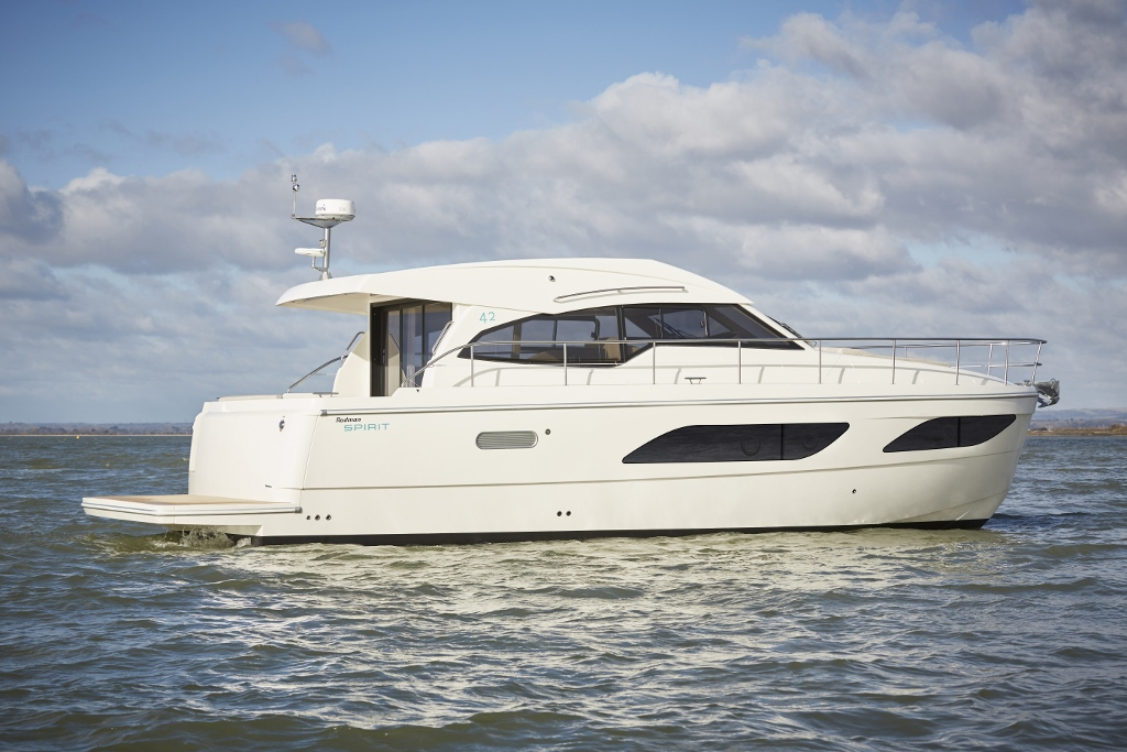 Rodman Spirit 42 Coupe - Press Image (26