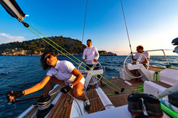 Elan E5 Sailing 2019 - 29