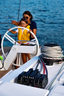Elan E5 Sailing 2019 - 1