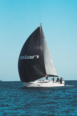 Elan E4 Sailing 2019 - 6