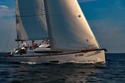 Elan E5 Sailing 2019 - 27