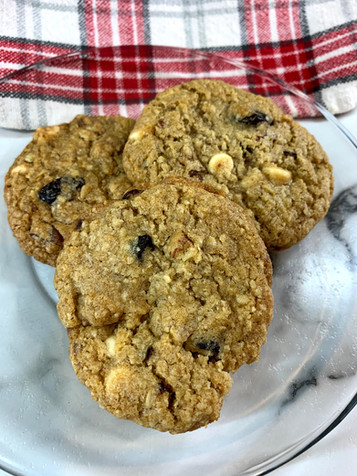 A Cherry-Tastic Cookie
