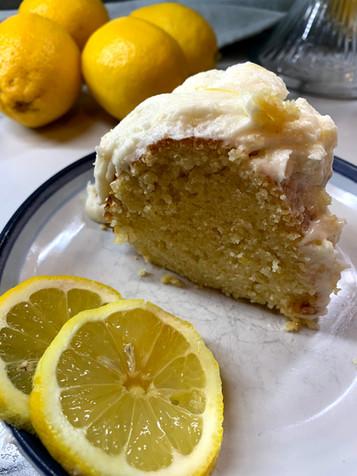 Sunny Day Lemon Bundt Cake