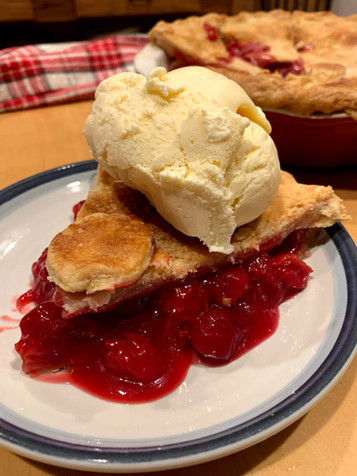Door County Cherry Pie, A Family Obsession