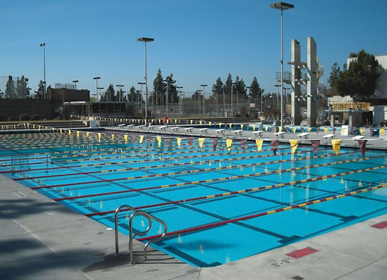 aquatic center energy reduction