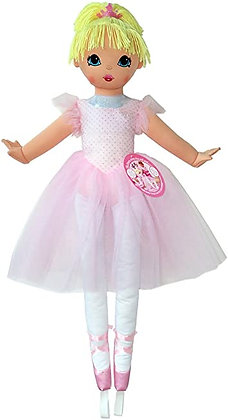 "Large Ballerina ""Dance With Me"" Doll"
