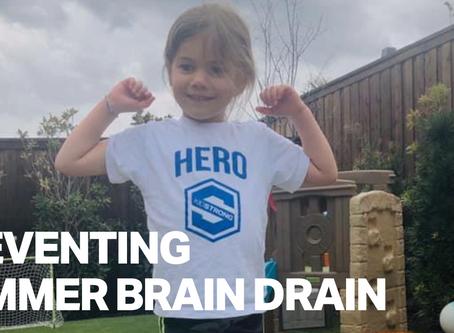 Prevent Summer Brain Drain in Kids