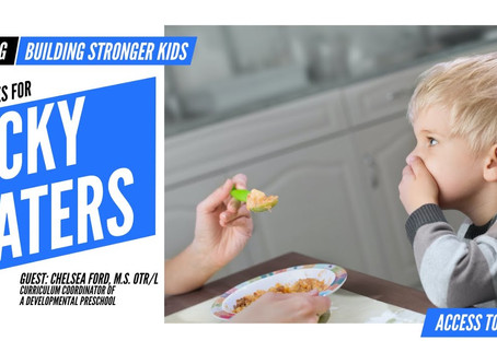 Strategies for Picky Eaters