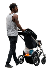 father with baby in stroller.png