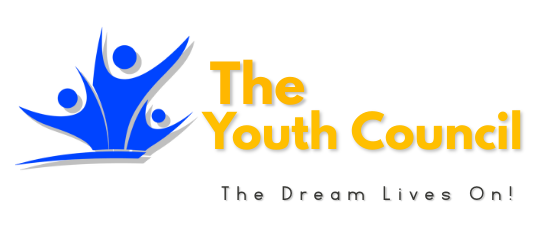 The Youth Council Logo and TAG LINE - De