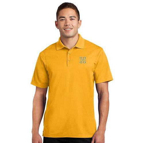 Men's Gold Polo