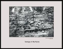 Damage-at-Myitkyina