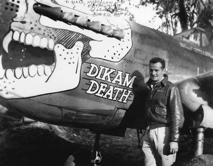 Bob Gale and His P40 Dickam Death