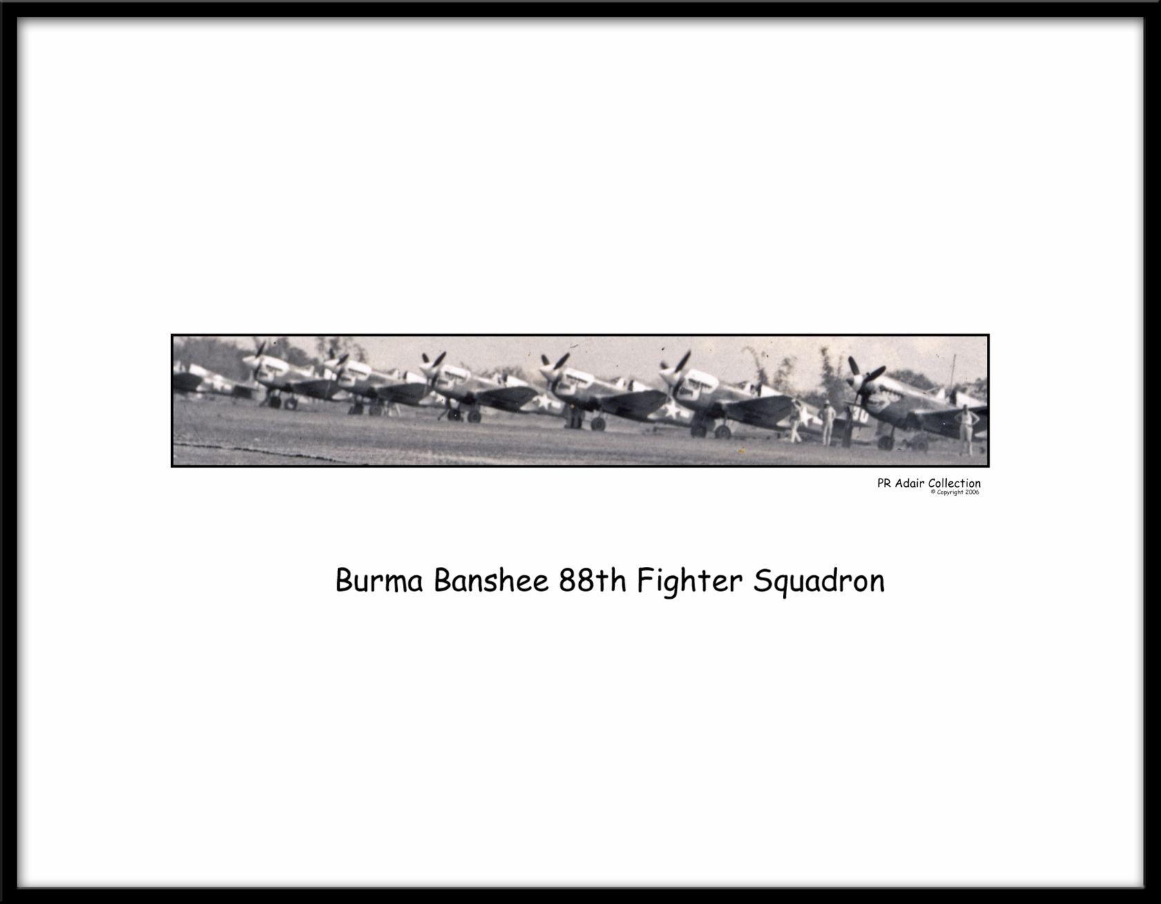 Burma Banshee 157