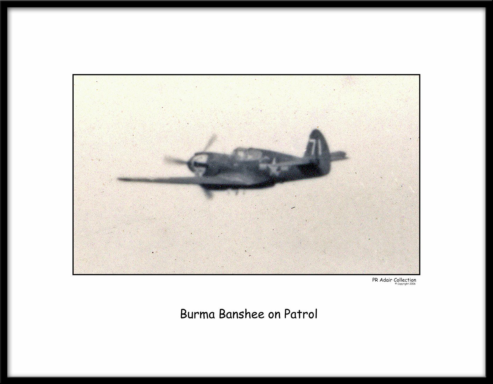 Burma Banshee 148