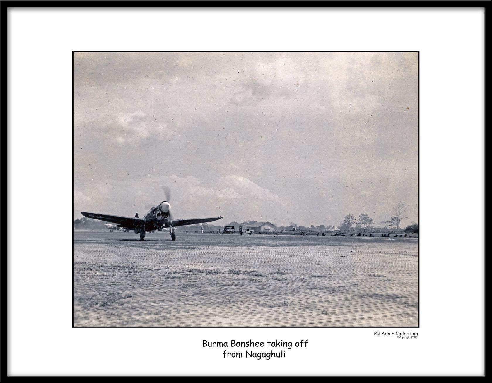 Burma Banshee 135