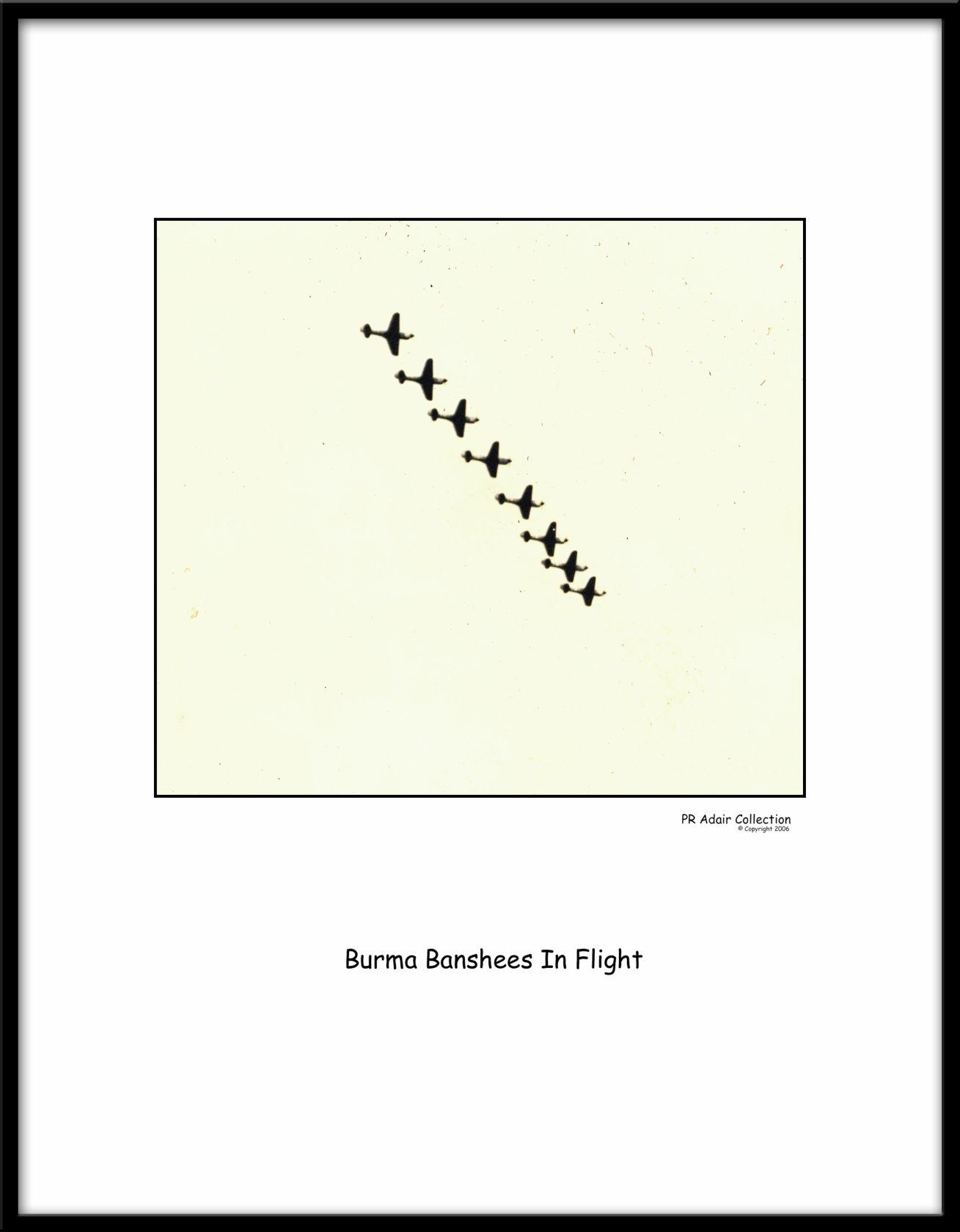 Burma Banshee 118