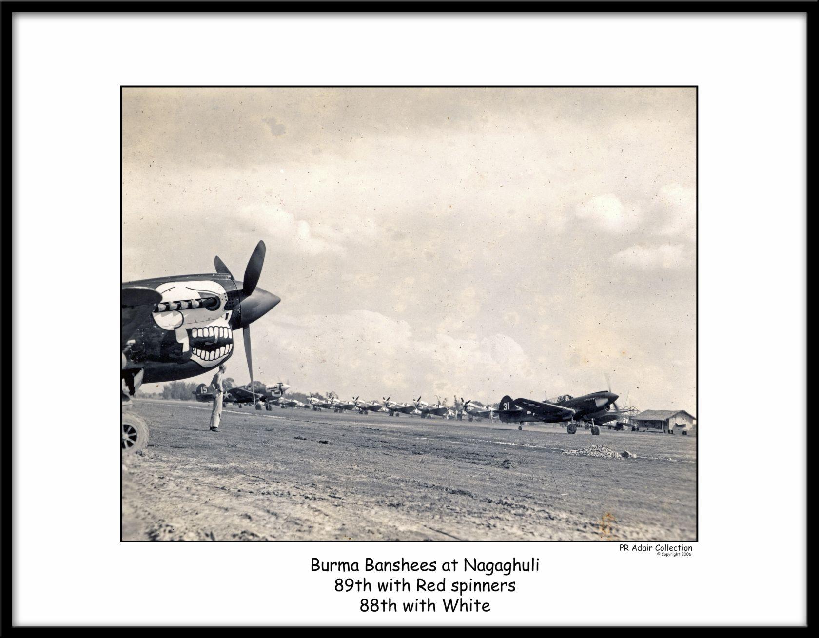 Burma Banshee 139