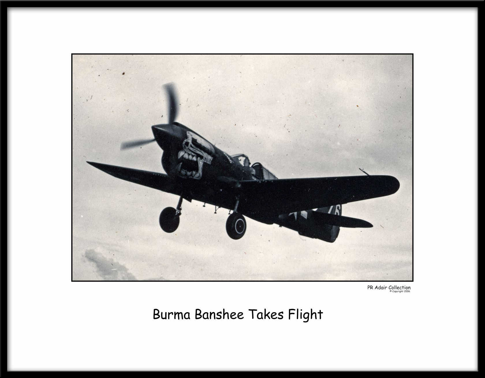 Burma Banshee 153